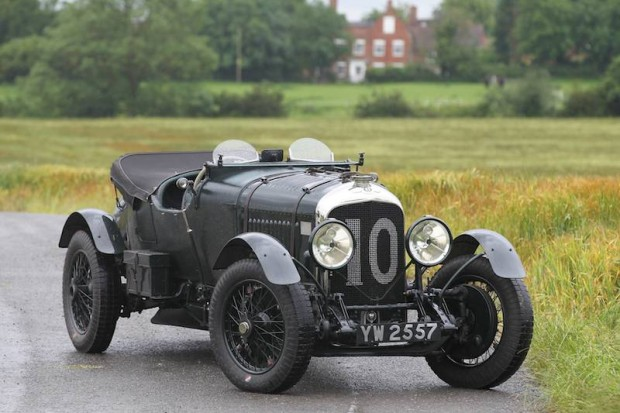 1928 Bentley 4.5 Litre Le Mans Team Car, Bentley Boys