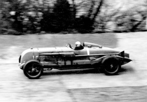 Bentley 4.5-Litre Supercharged Single-Seater