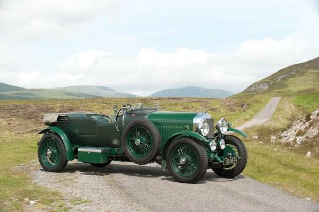 1929 Bentley 4.5-Litre Open Tourer