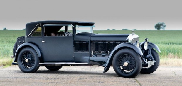 1929 Bentley Speed Six Grafton Coupe