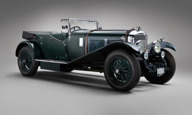 1929 Bentley Speed Six 'Le Mans' Style Tourer