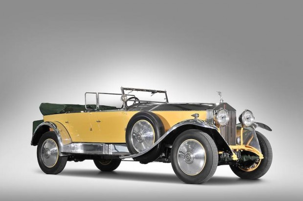 1929 Rolls-Royce Phantom I Tourer by Barker