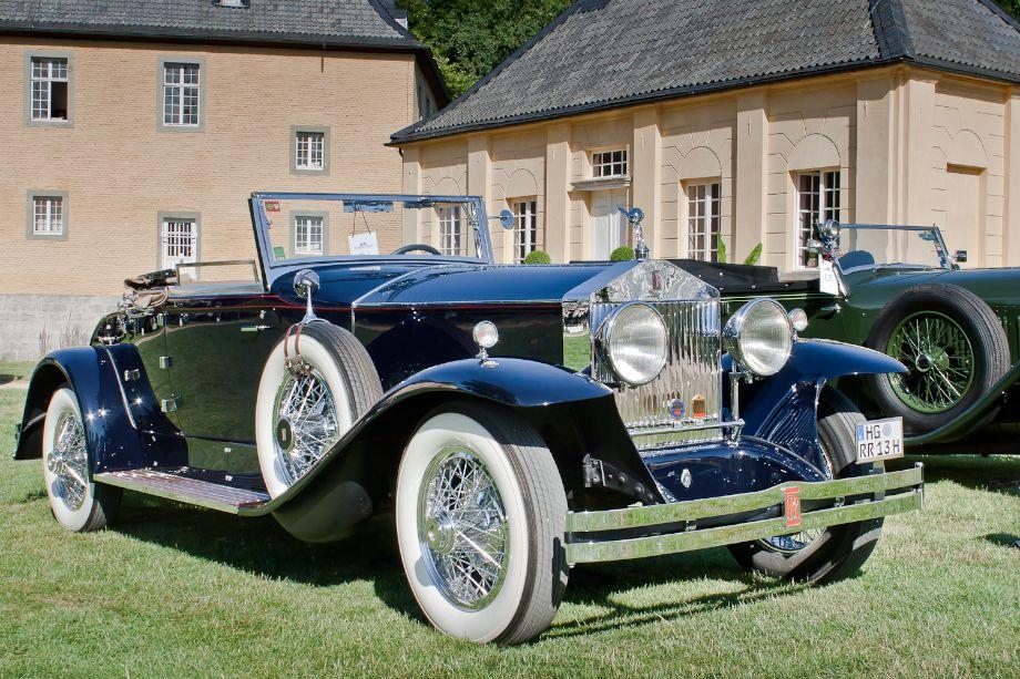 1929 Rolls-Royce Springfield Phantom I coachwork by Brewster
