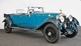 1929 Rolls-Royce Phantom II Dual Cowl Touring sold for $111,150.