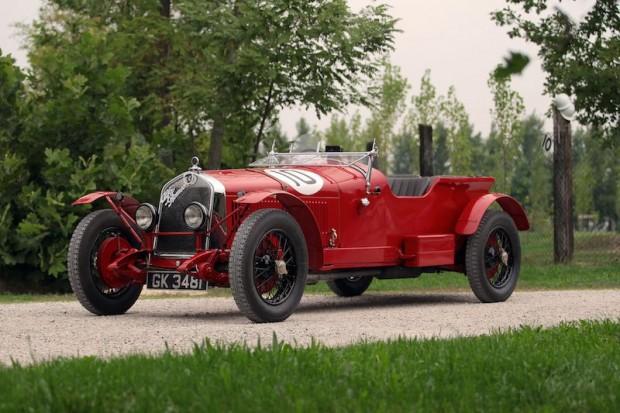 1930 Alfa Romeo 6C 1750 Gran Sport Testa Fissa