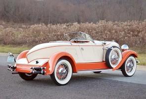 1930 Auburn 8-125 Boattail Speedster for sale