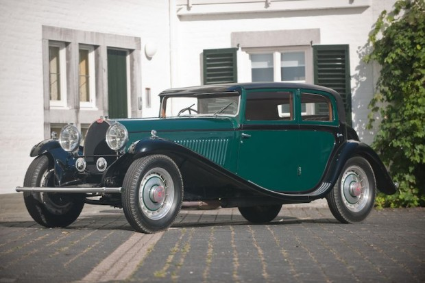 1930 Bugatti Type 46 Petit Royale Sports Saloon picture