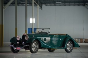 1930 Bugatti Type 44 Touring sold for $187,000