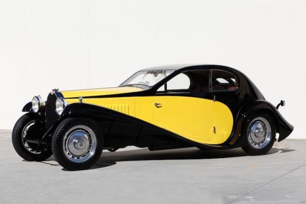 1930 Bugatti Type 46 Superprofile Coupe for sale