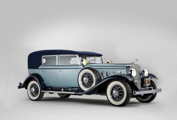1930 Cadillac 452 V-16 Convertible Berline