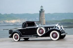 1930 Cadillac V16 Fleetwood Convertible Coupe