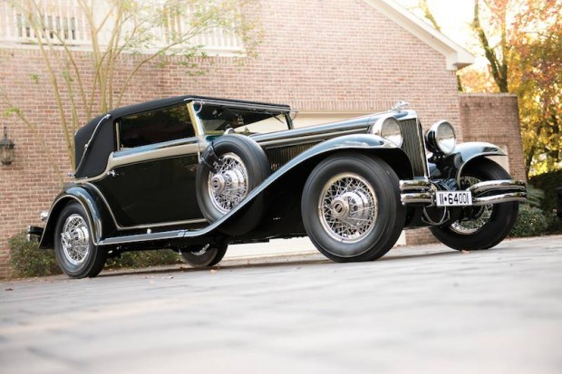 1930 Cord L-29 Sport Cabriolet by Voll and Ruhrbeck