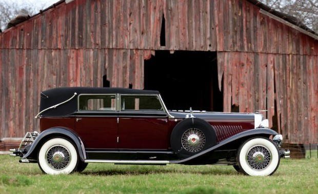 Dusenberg Town Car Sports Car Digest