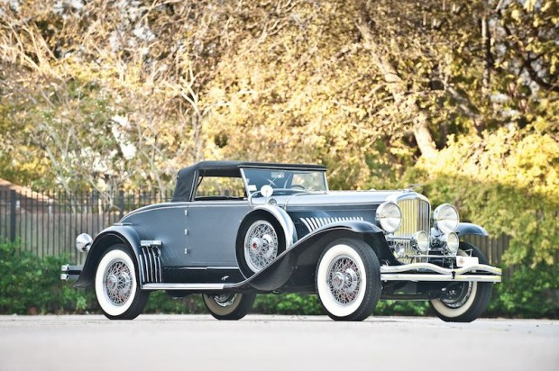 1930 Duesenberg Model J Convertible Coupe, Murphy Coachwork