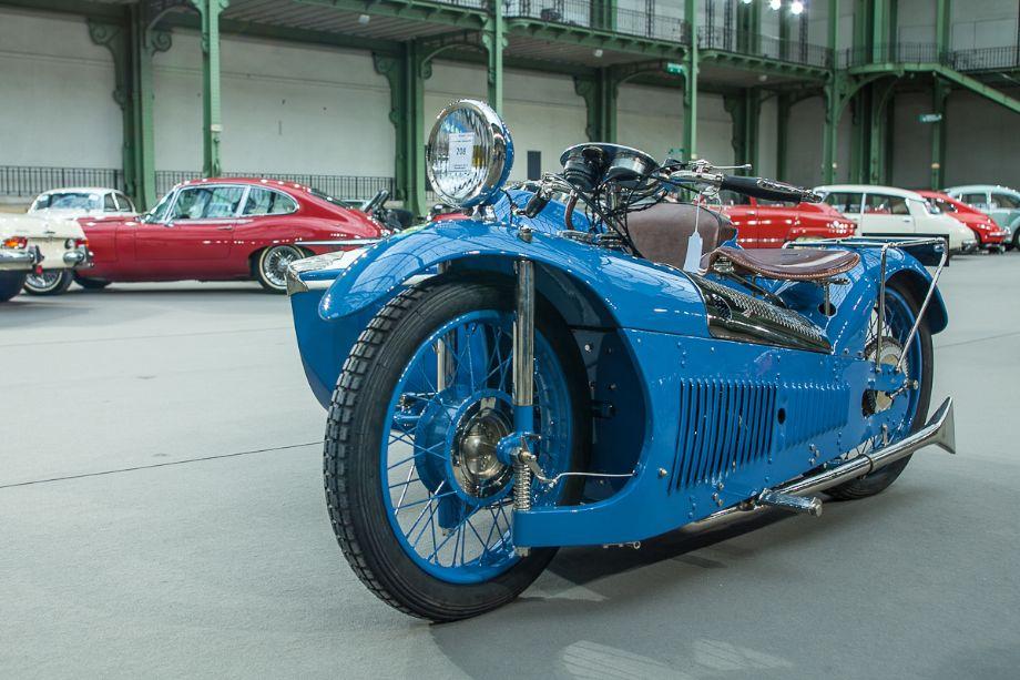 1930 Majestic 500cc and Bernardet Sidecar - Bonhams