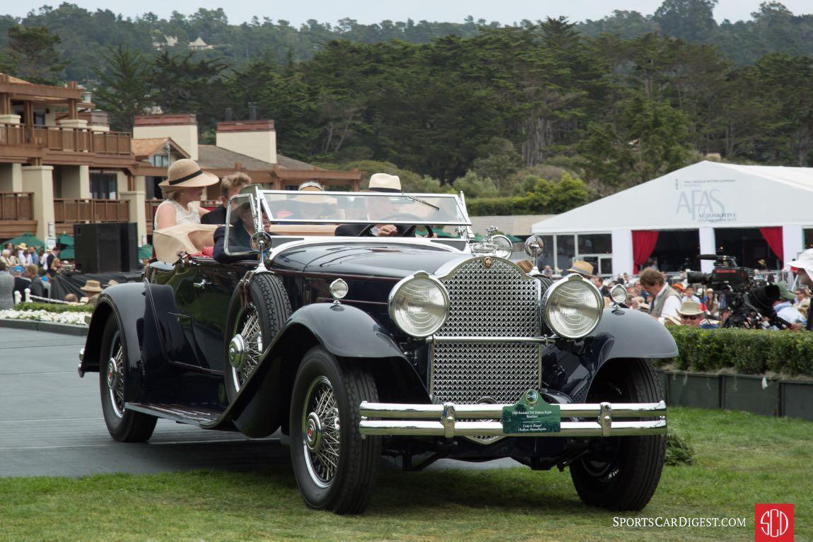 1930 Packard 745 Deluxe 8 Roadster