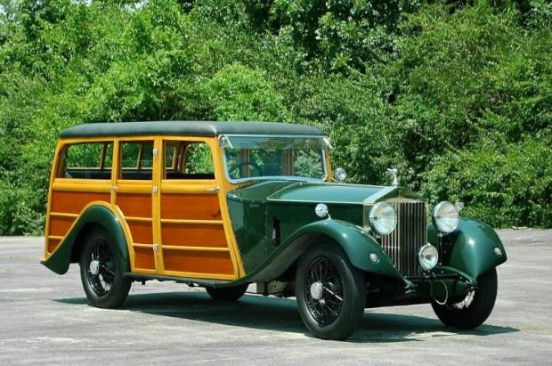 1930 Rolls-Royce Shooting Brake