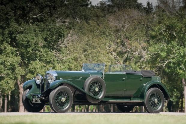 1931 Bentley 8-Litre Open Tourer