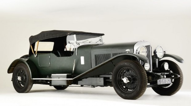 1931 Bentley 8 Litre Sports Tourer