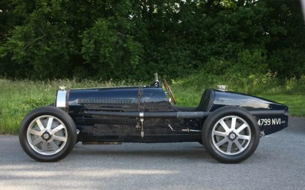 1931 Bugatti Type 51 - Chassis 51132