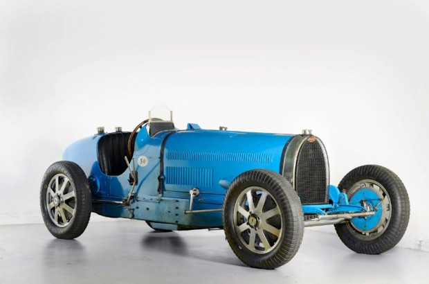 1931 Bugatti Type 54 Grand Prix Front Right