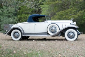 1931 Cadillac V12 Series 370-A Rumble Seat Roadster