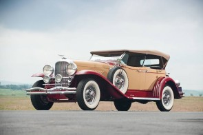 1931 Duesenberg Model J Dual Windshield Phaeton by LeBaron
