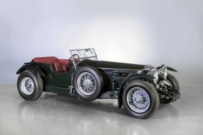 1931 Invicta 4.5-Litre S-Type Low-chassis Tourer