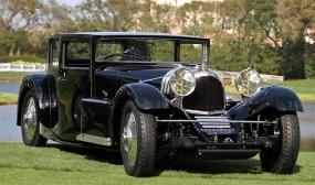 1931 Voisin Amelia 2009 Best of Show offered by Gooding