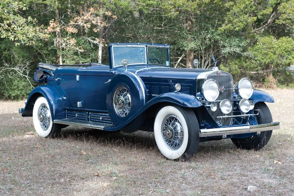 <strong>1931 Cadillac 452A V16 All-Weather Phaeton – Estimate $225,000 - $275,000. </strong>