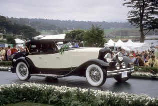 1931 duPont Model H Sport Phaeton (Photo: David Burton)