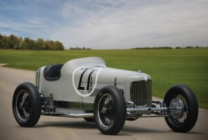 This 1931 Miller V16 Racing Car – the only V16-engined Miller racing car ever built – will be offered for sale at RM Auctions' Sports & Classics of Monterey auction held August 13-15, 2009 at the Portola Hotel & Spa and Monterey Convention Center in Monterey, California. Its pre-sale estimate is $600,000 - $1,000,000.