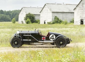 1931 Bentley 4.5-Liter Supercharged Le Mans