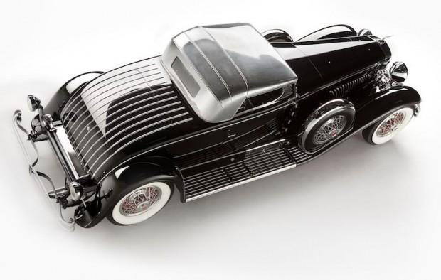 1931 Duesenberg J Coupe Murphy Above