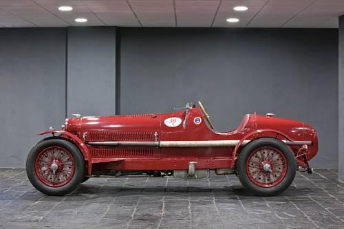 2010 retromobile auction preview bonhams for Garage alfa romeo paris
