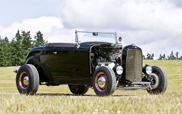 ford vintage racer 1932 sports