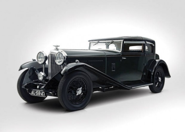 <strong>1932 Bentley 8-Liter Short Chassis Fixed Head Coupe – Estimate $1,000,000 - $1,200,000.</strong>