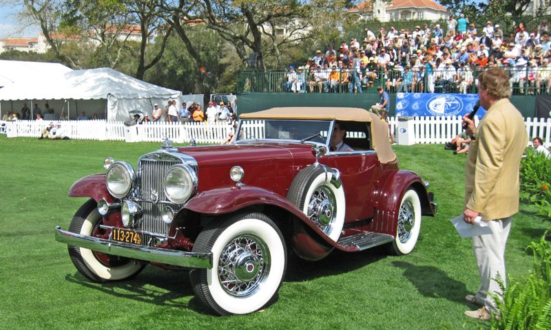 1932 Stutz Super Bearcat