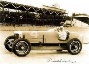 1932 Snowberger Indy Car