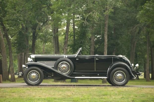 1933 Duesenberg Model SJ Riviera Phaeton
