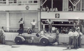 1934 Alfa Romeo 8C 2300 LM Spyder, 24 Hours of Le Mans Winner