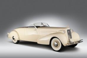 1934 Cadillac Sixteen Custom Roadster
