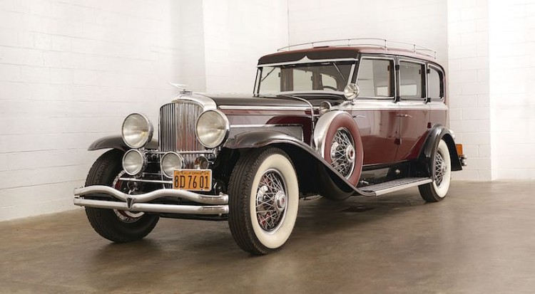 1934 Duesenberg SJ Continental Touring Berline