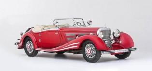 1934 Mercedes-Benz 500 K Special Roadster sold for €3.1 million