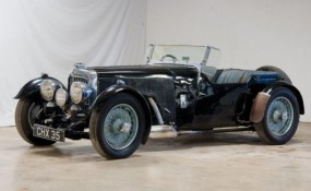 1935 Aston Martin MK II Tourer