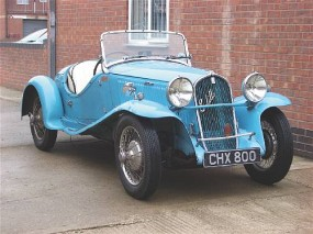 <strong>1935 Fiat Tipo 508S Balilla Spyder Sports - Estimate £45,000 - 55,000.</strong>