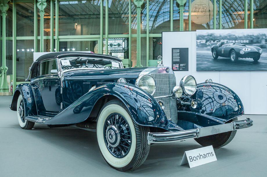 1935 Mercedes-Benz 500 K Cabriolet A - Bonhams
