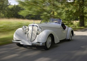 1935 Audi 225 Front Special Roadster