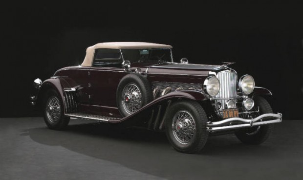 <strong>1935 Duesenberg Model SJ Disappearing Top Convertible Coupe – Estimate $1,300,000 - $1,600,000. </strong>