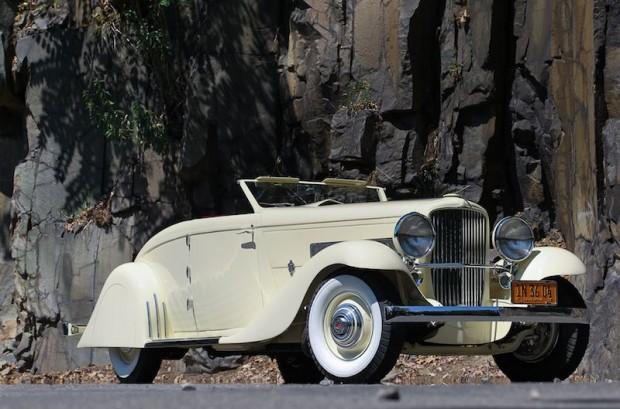 1935 Duesenberg Model JN Convertible Coupe